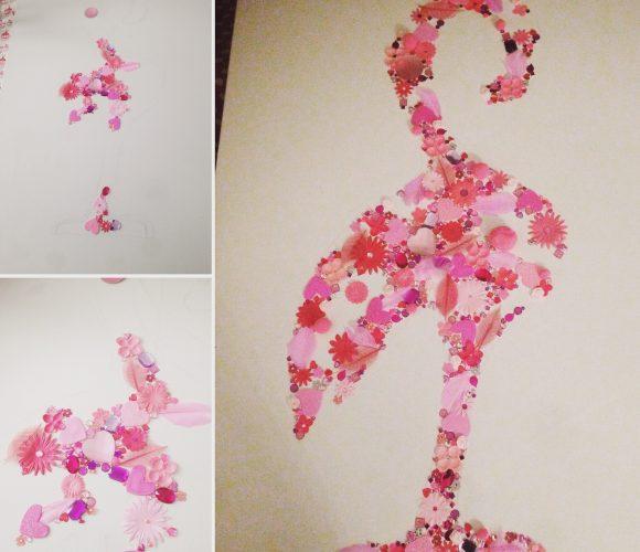 Mon flamant rose <3