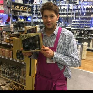 J'ai choisi d'offir à mon frère le Coffret Baby Gold spécial Foie Gras !