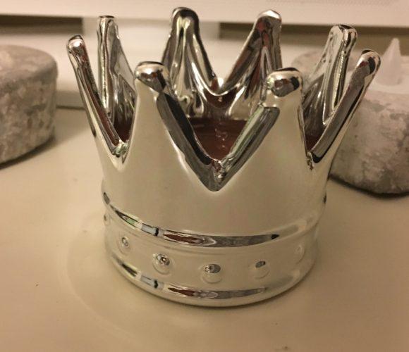 J'ai testé pour vous le porte bague céramique couronne argentee