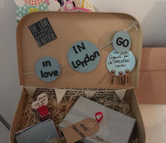 Création d'une urne d'anniversaire