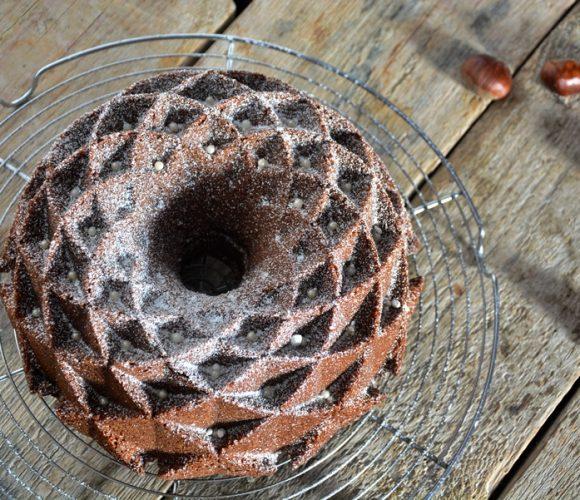 Bundt cake à la crème de marron
