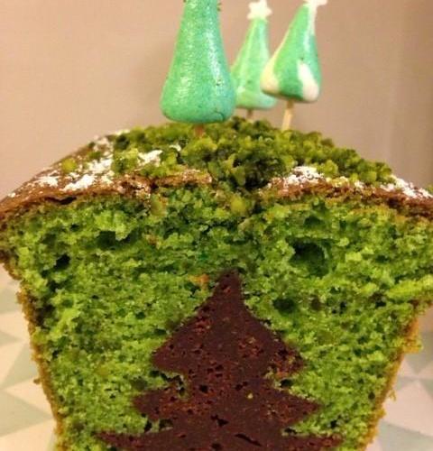 Cake mon beau sapin!