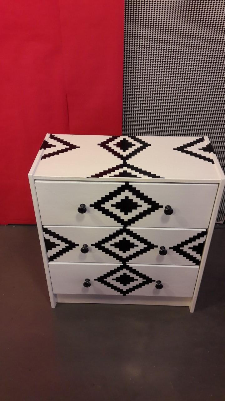 Refaire un meuble avec la peinture relook blog z dio for Meuble zodio