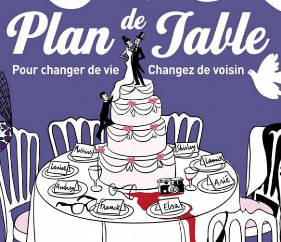 le plan de table