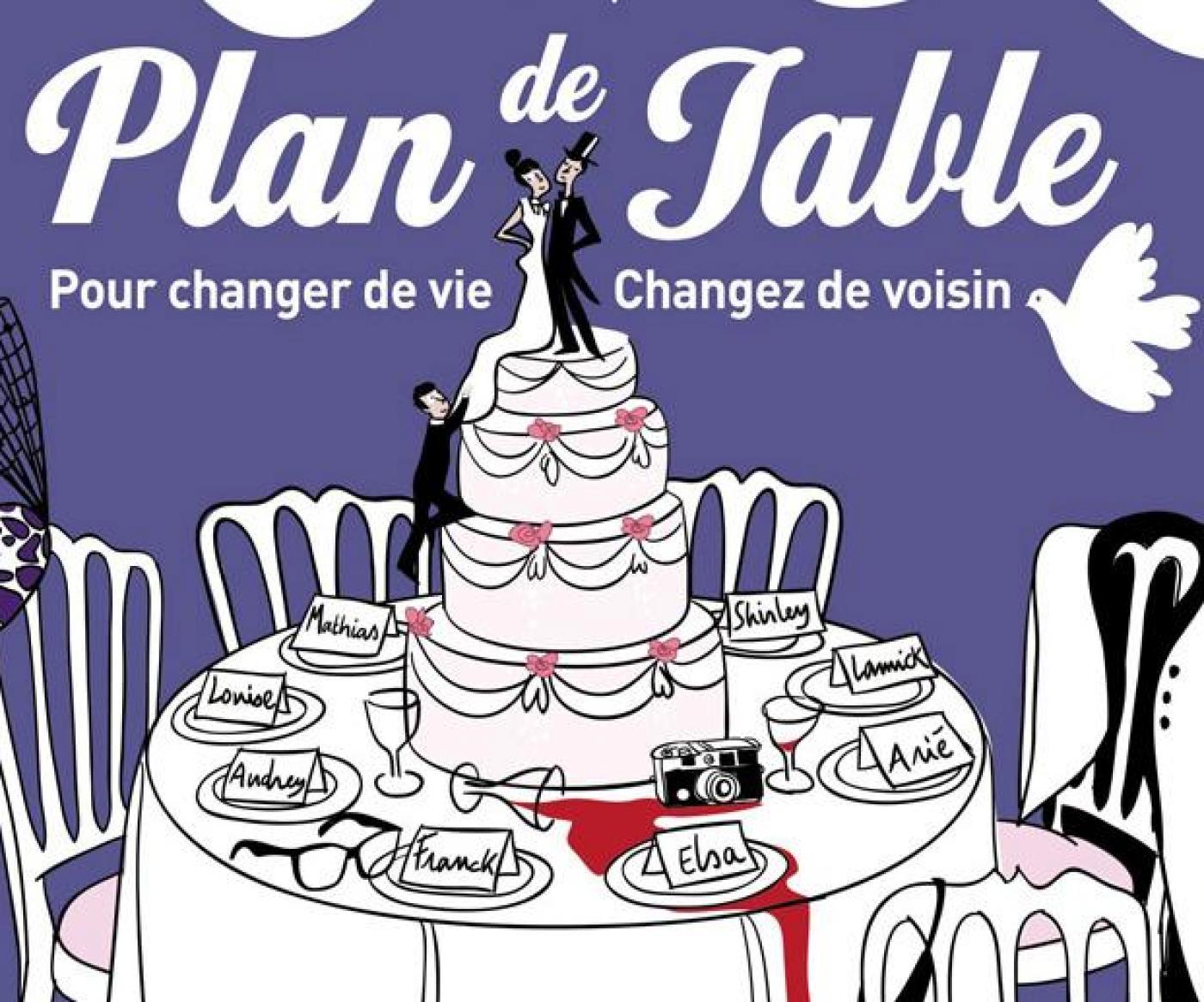le plan de table