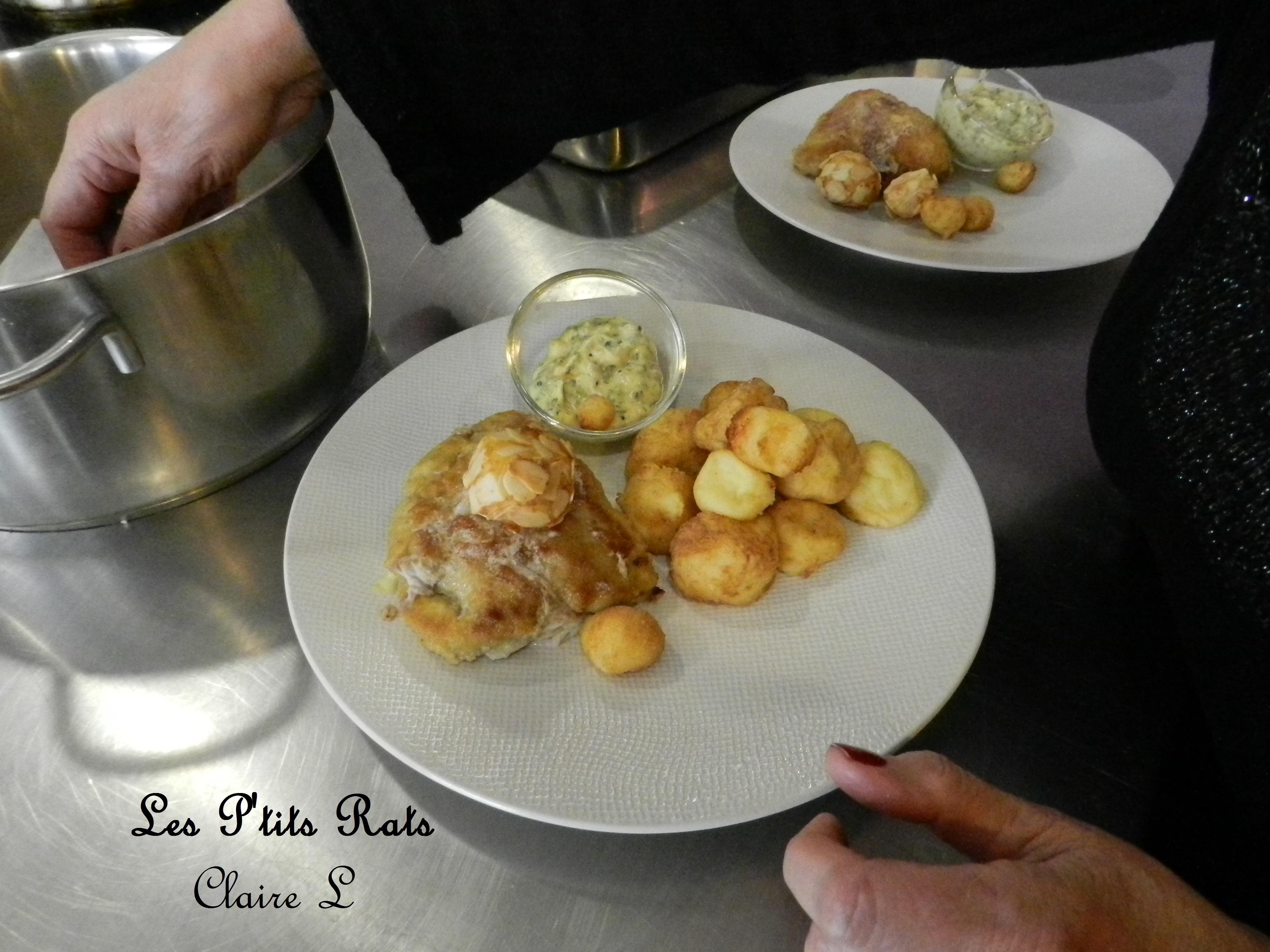 J ai test pour vous le midi express cordon bleu maison et pommes dauphines de florian n 61 - Zodio chambourcy atelier cuisine ...
