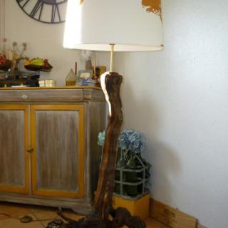 CADEAUX DE NOEL FAIT MAIN :PARTI 1 LA LAMPE