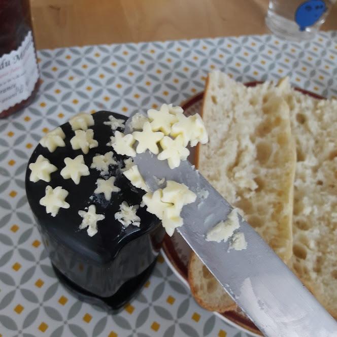 distributeur de beurre