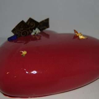 Entremets Chocolat Passion