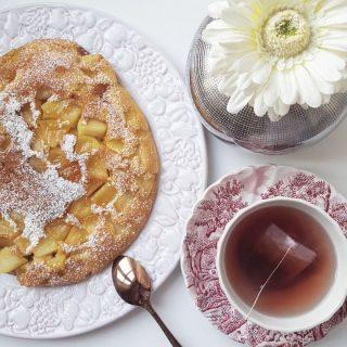 Gâteau Express aux Pommes à la poêle - Simplicité, Rapidité, Efficacité