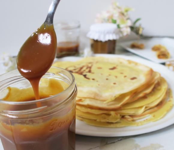 Mes recettes de crêpes et caramel au beurre salé !