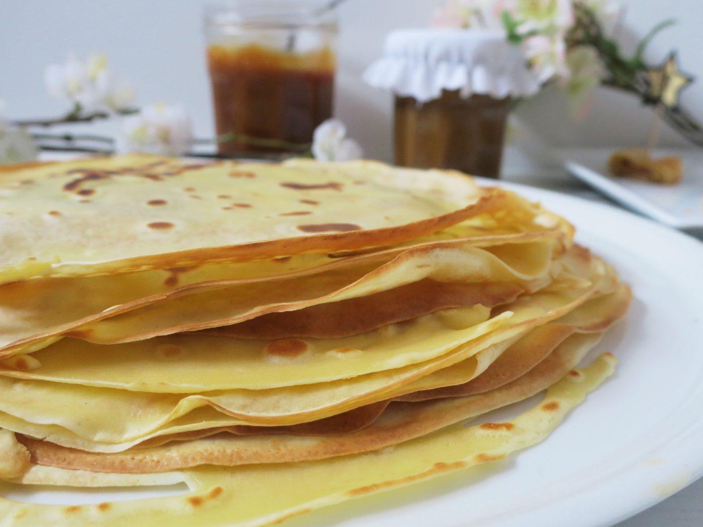 Mes recettes de cr pes et caramel au beurre sal blog z dio - Laisser reposer pate a crepe ...