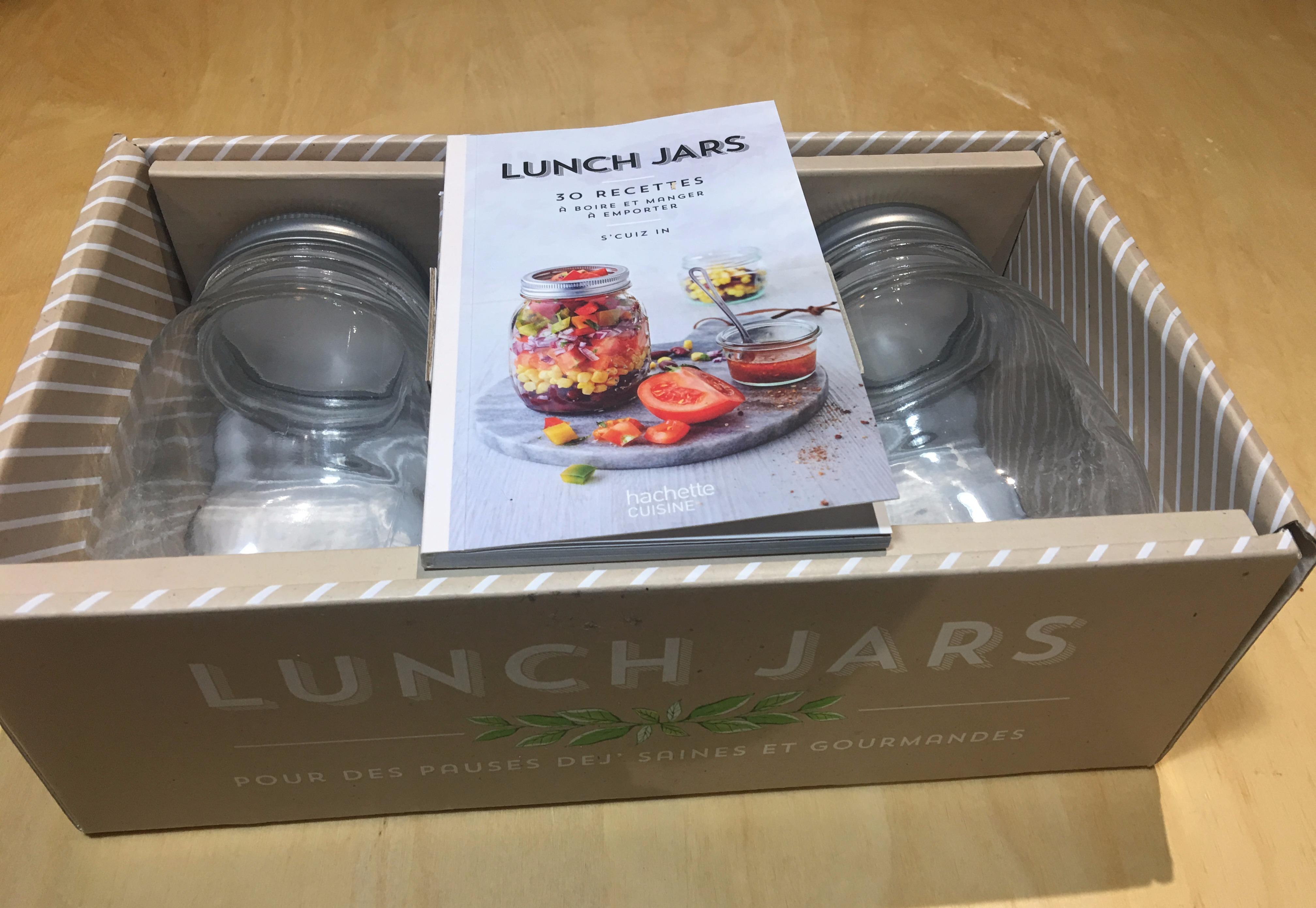 J'ai testé pour vous les lunch jars