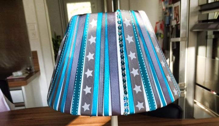 Customisation Lampe Chevet Enfant