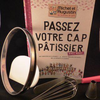 J'ai testé pour vous passez votre C.A.P Pâtissier avec nous ! aux Editions Hachette cuisine
