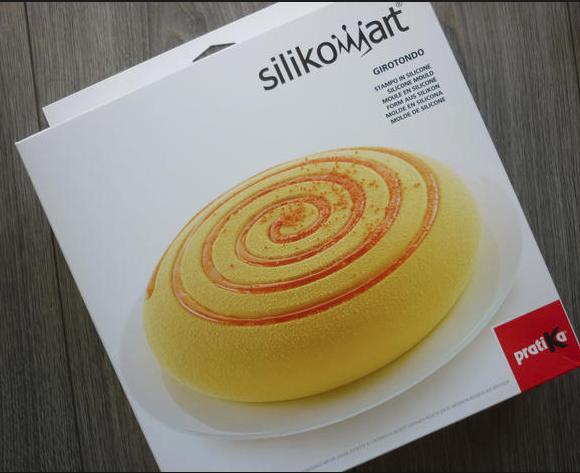 J'ai testé pour vous le moule Girotondo spiral Silikomart…
