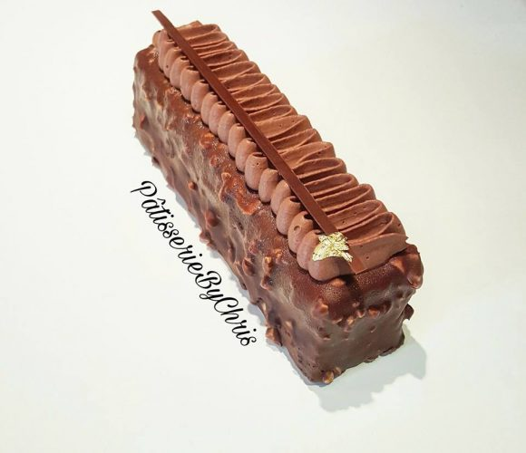 Finger chocolat noir