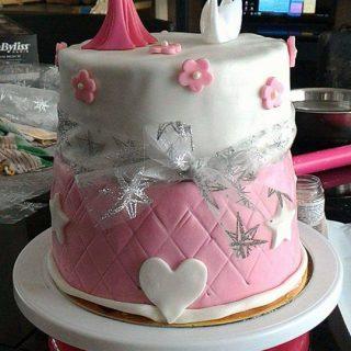 J'ai testé pour vous le plateau tournant cake design