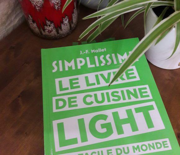 J'ai testé pour vous «Simplissime le livre de recettes le plus facile du monde !»