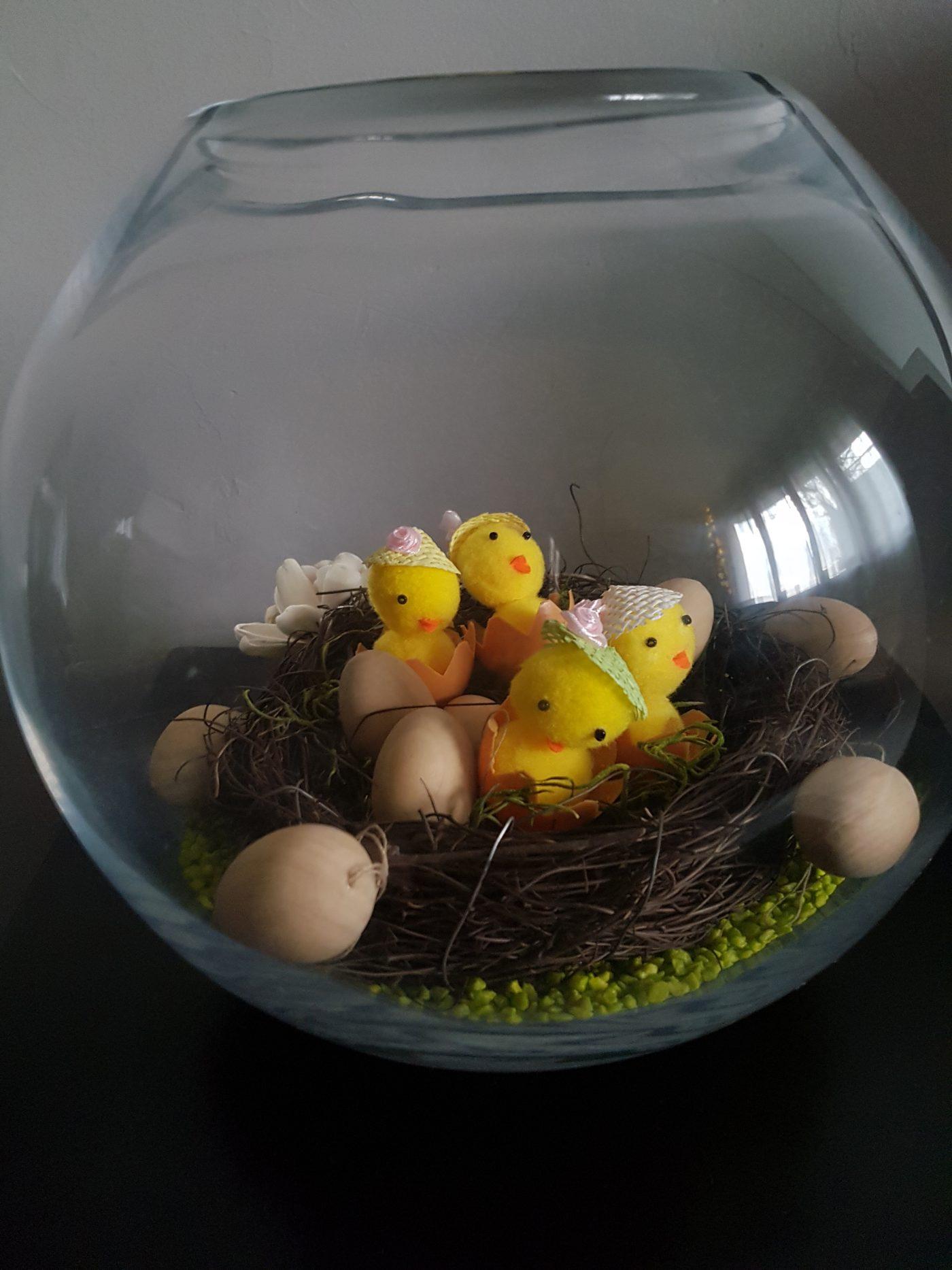 Le printemps arrive et pâques aussi !!!