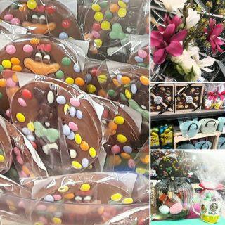 Les chocolats de Pâques...
