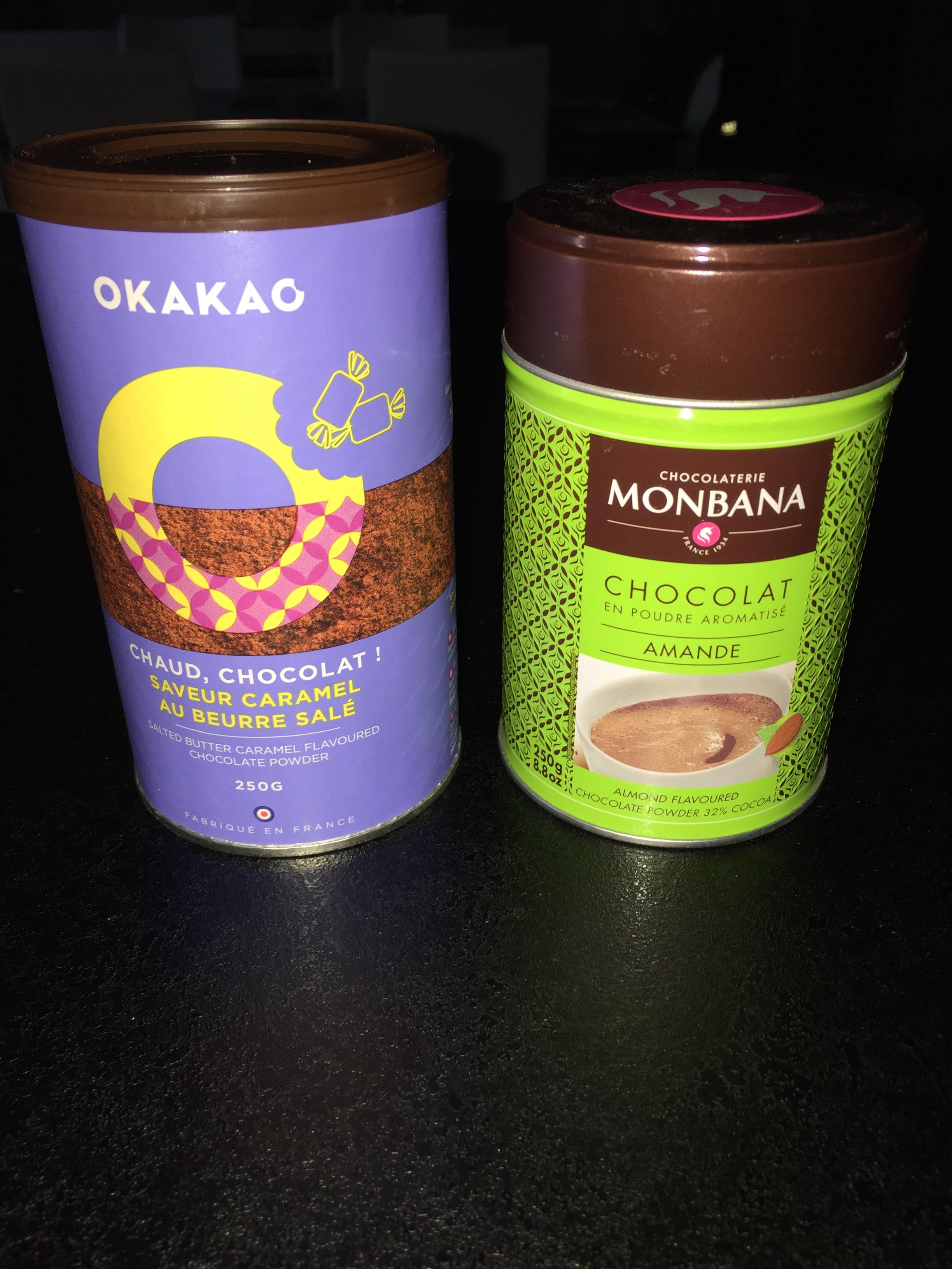 J'ai testé pour vous le Chocolat caramel au beurre salé et chocolat amande