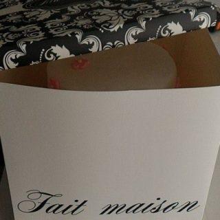 J'ai testé pour vous la Boîte à gâteau motif arabesque