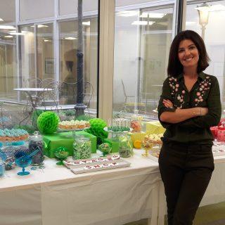 Sweet Table multicolore par Studio Candy