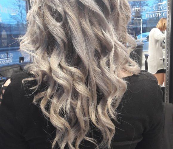 J'ai essayé pour vous » free style coiffure «