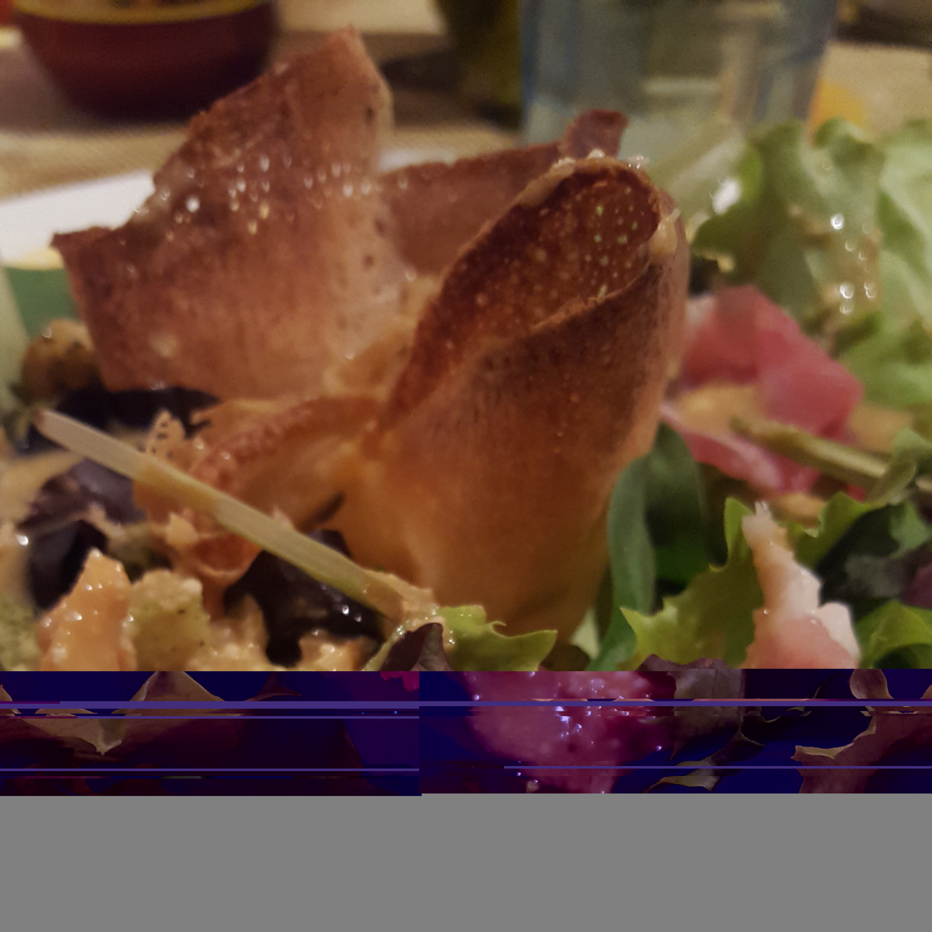 Salade César pour petit et grand, un régal