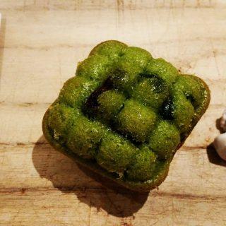 moelleux à la pistache cœur fondant au chocolat