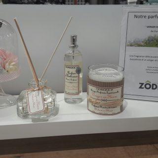 """Parfum du mois chez Durance """"verger en fleurs """""""