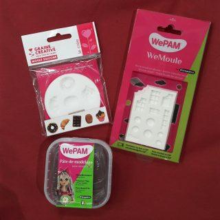Atelier WePam pour des créations gourmandes !