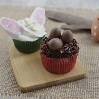Mes idées de décoration de cupcakes de Pâques