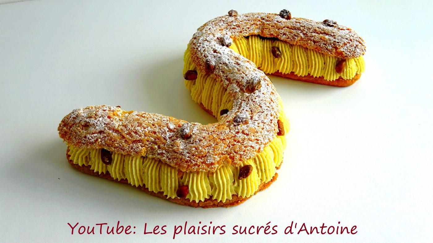Le Paris-Brest pistache framboise
