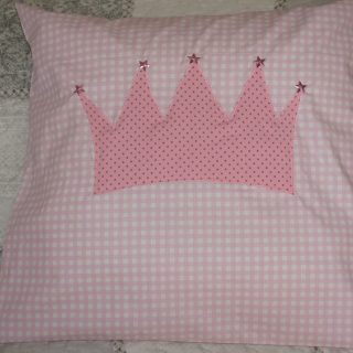 Coussin chambre petite fille