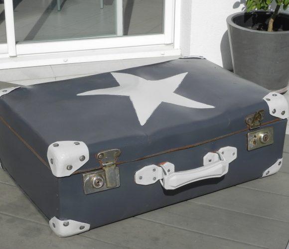 Customisation d'une vieille valise