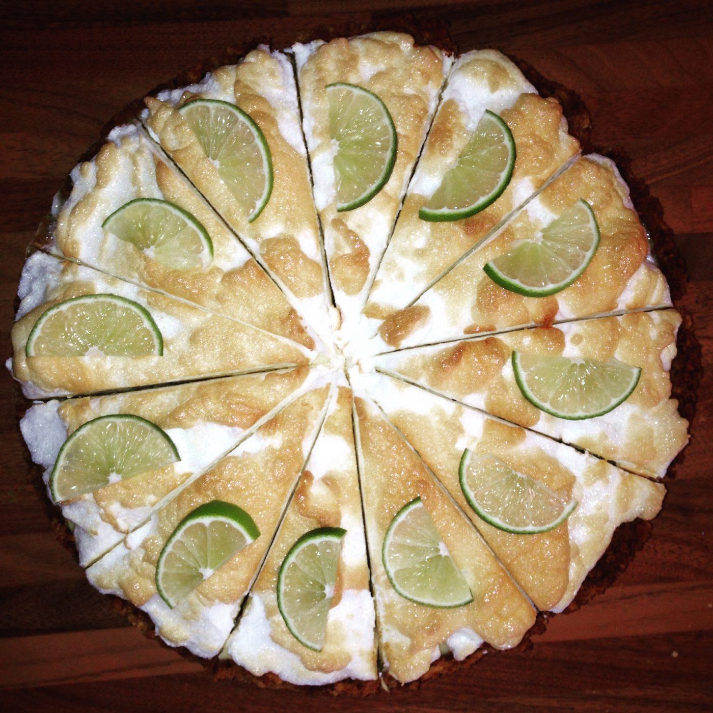 La Key Lime Pie Originale