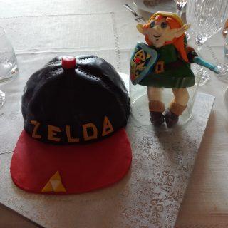 Gâteau ZELDA