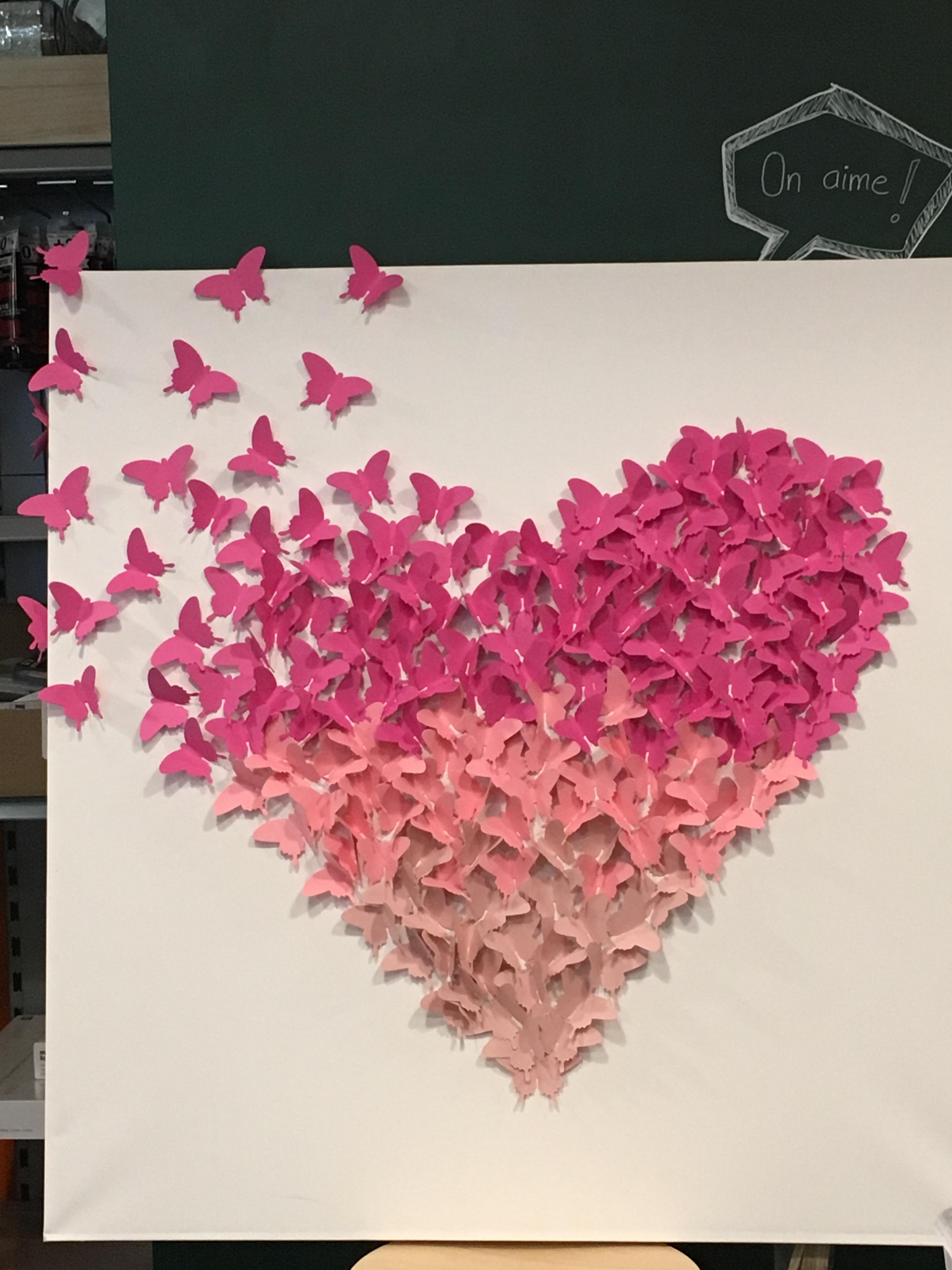 Châssis papillon