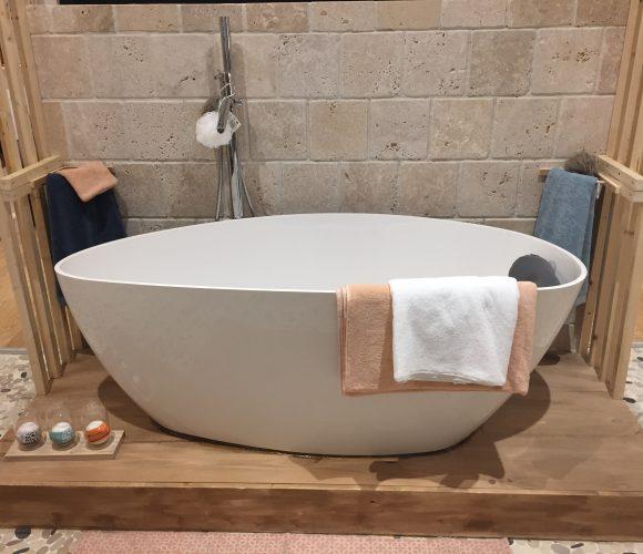 Ma salle de bain «Atmosphérique» / Déclic Mars-Avril 2017