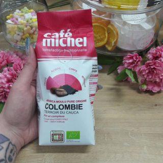 """J'ai testé pour vous le café """"COLOMBIE"""" de Café Michel"""