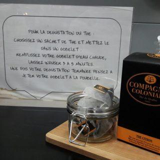 J'ai testé pour vous la nouvelle façon de goûter le thé !
