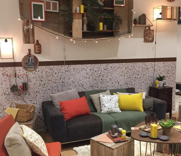 Mon Salon «Terrazzo» / Déclic mars-avril 2017