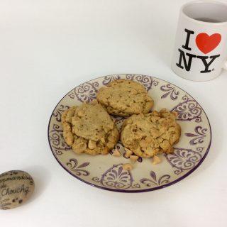 Cookies moelleux au beurre de cacahuète