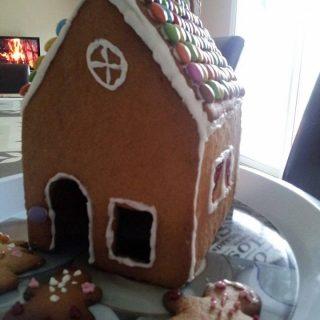 Maison en pain d épice