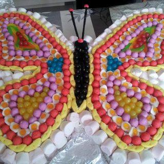 Papillon sucré ou salé