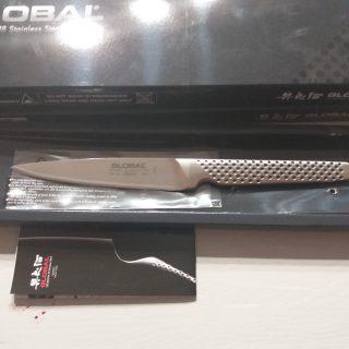 J'ai testé pour vous couteau global japon