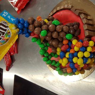 J'ai testé pour vous atelier gravity cake parent enfant