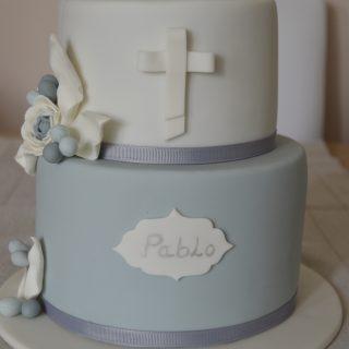 Gâteau de première communion.